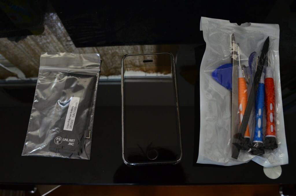 iPhone バッテリー 交換修理キット