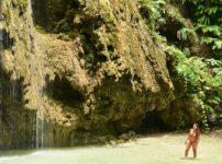 ツマログ滝はオスロブから行ける隠れたセブ島の癒しスポットを紹介するよ