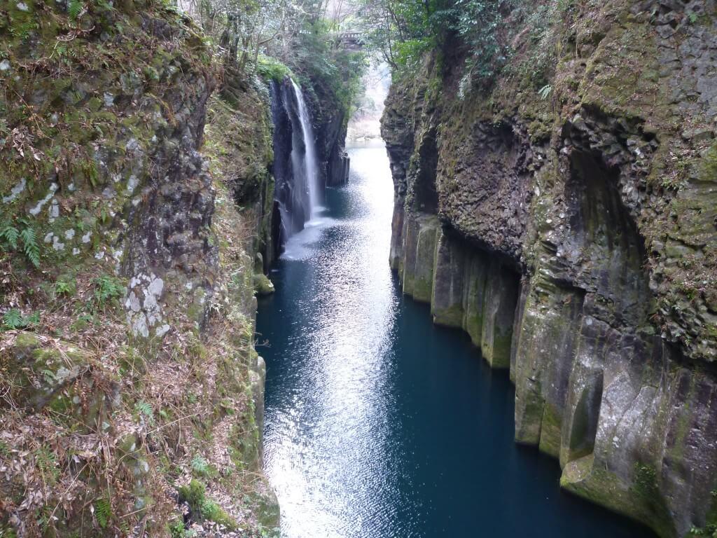 高千穂峡 絶景 神々の伝説の地 パワースポット 宮崎県