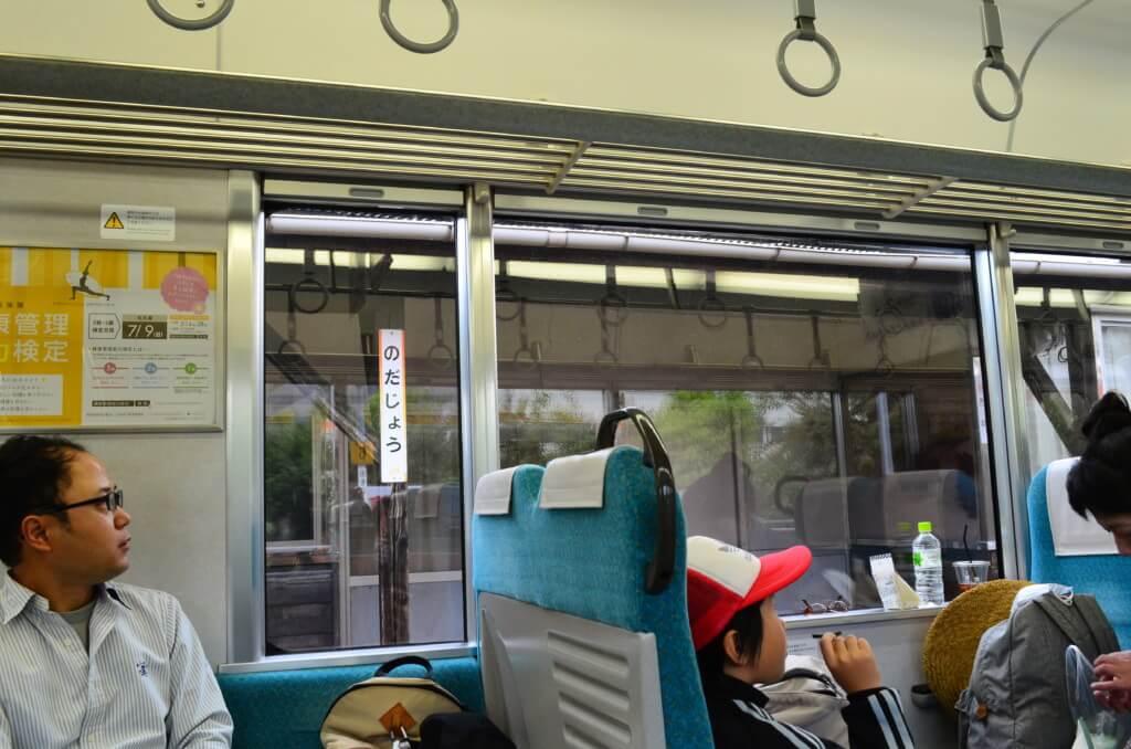 乗車客はお子様連れやカップルから撮り鉄まで様々な飯田線秘境の旅!