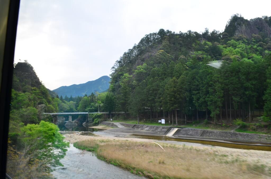 飯田線の秘境駅を撮りながら愛知県から長野県へ行くよ
