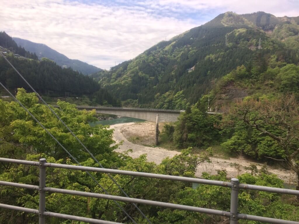 JR飯田線小和田(こわだ)駅は全国秘境駅ランキング第3位の駅なのだ!!