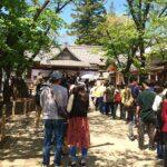 善光寺の観光に上田城のアクセスは?早朝に行っておきたいお朝事お数珠頂戴を体験したよ