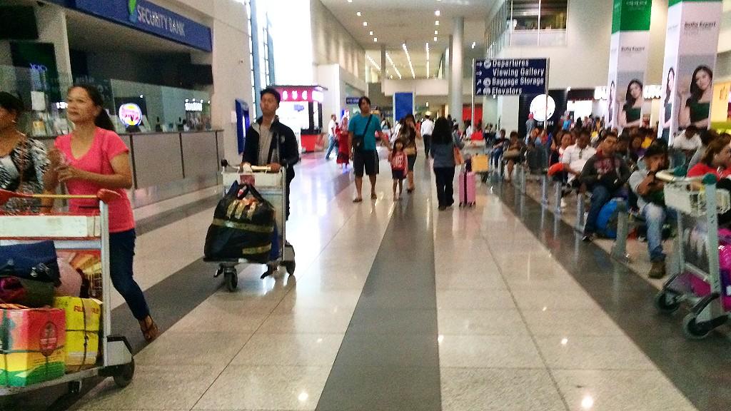 マニラ空港ターミナル3の荷物預かりサービスを利用したので詳細まとめ