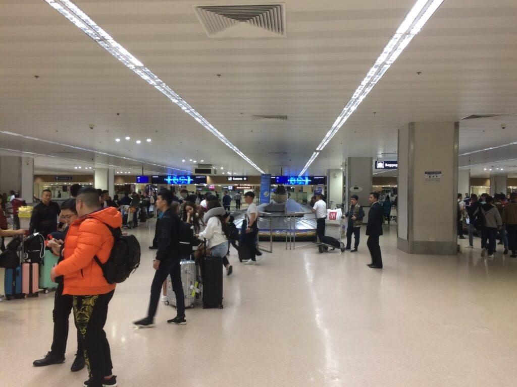 マニラのニノイアキノ国際空港からターミナル間、市内の移動方法