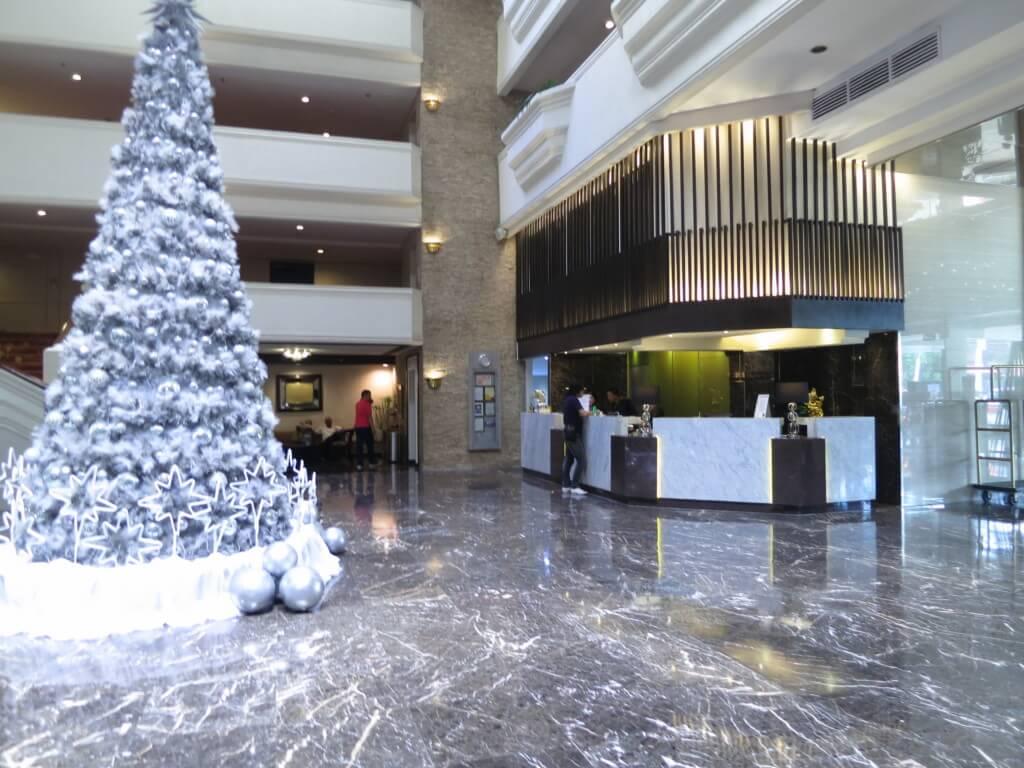 バコロドのエルフィッシャーホテルのデポジットはクレジットカード提示でOK