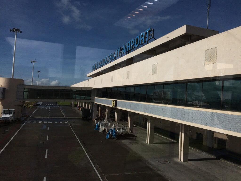 バコロド空港からバコロド市内の行き方は?
