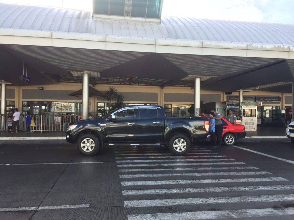 バコロド市内からバコロド空港への行き方は?
