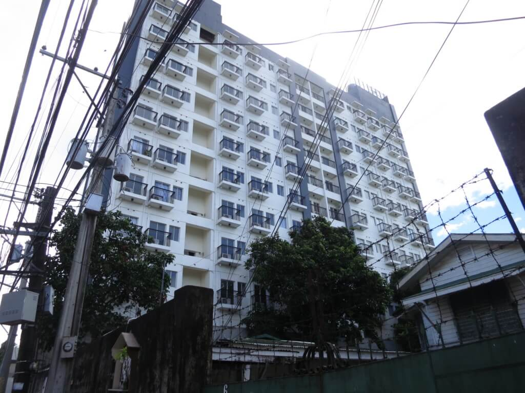 フィリピンのコンドミニアムでシティスケープ・レジデンス(Cityscape Residences)の情報