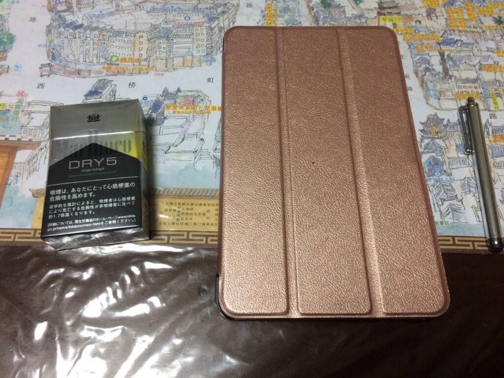 HUAWEI MediaPad T2 8Proは画面サイズが8インチで大きすぎず小さすぎない