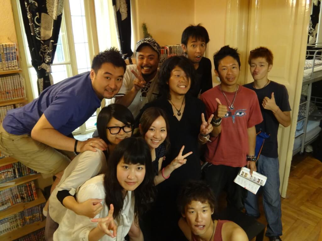 【28カ国目】ハンガリーはフォアグラパーティーに夜景と久々の日本人宿ではしゃいでいた