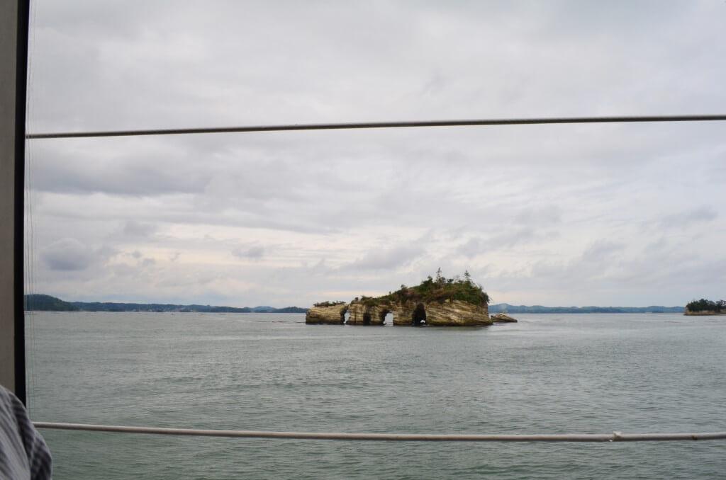 松島の遊覧船の注意事項は?ウミネコと外海側はかなり揺れるよ!