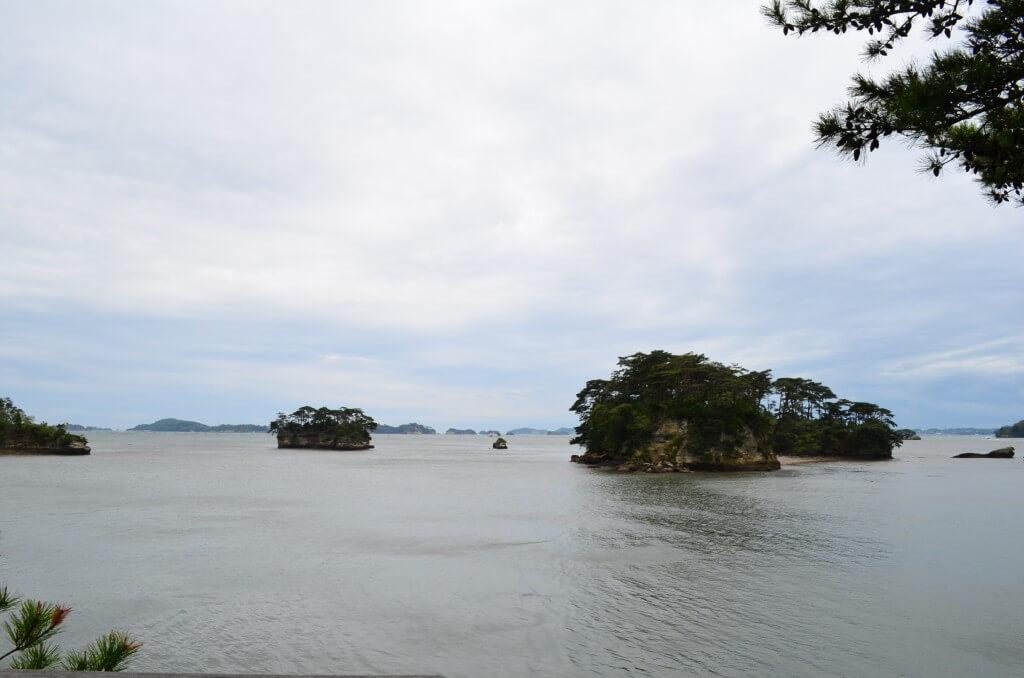 福浦橋を渡って福浦島をのんびりと散歩