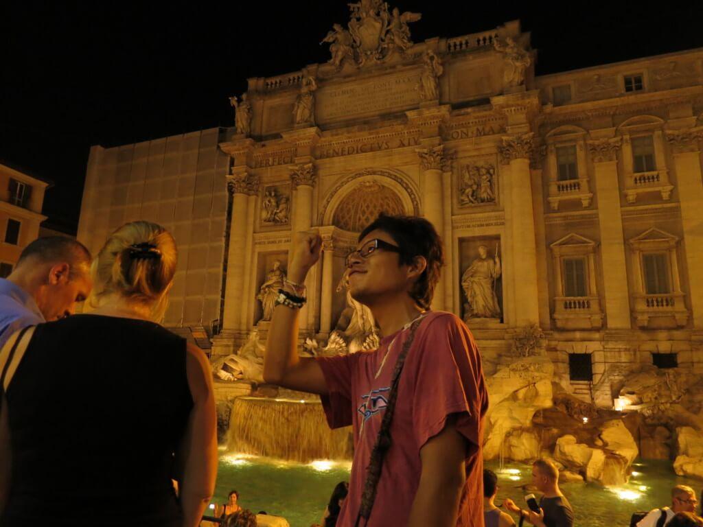 【35カ国目】イタリアは歴史に芸術にサッカーに水の都とヨーロッパ旅行を味わったしピザが安かった