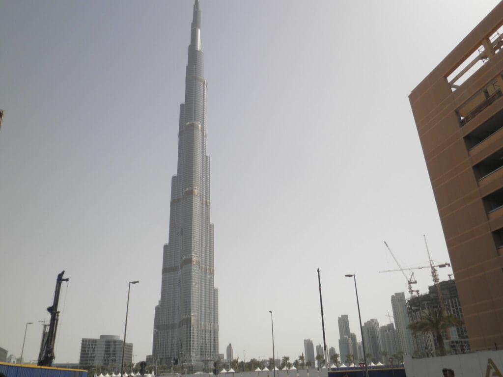 【12カ国目】アラブ首長国連邦(ドバイ)はエア・アラビアのロシア人CAに隠し撮りしてめっちゃ怒られて大都会に感動&アラブ人がかわいい