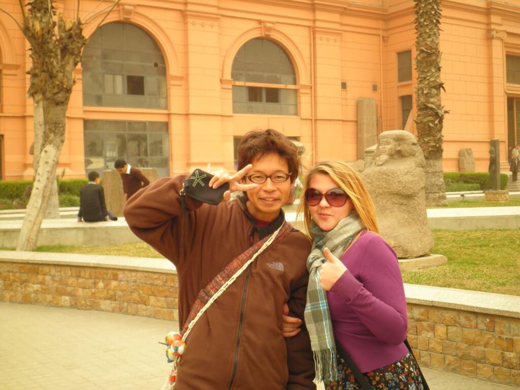 【13カ国目】エジプトではカイロで美人局で監禁されそうになったり、夢のピラミッドや遺跡観光に恋するダハブで沈没