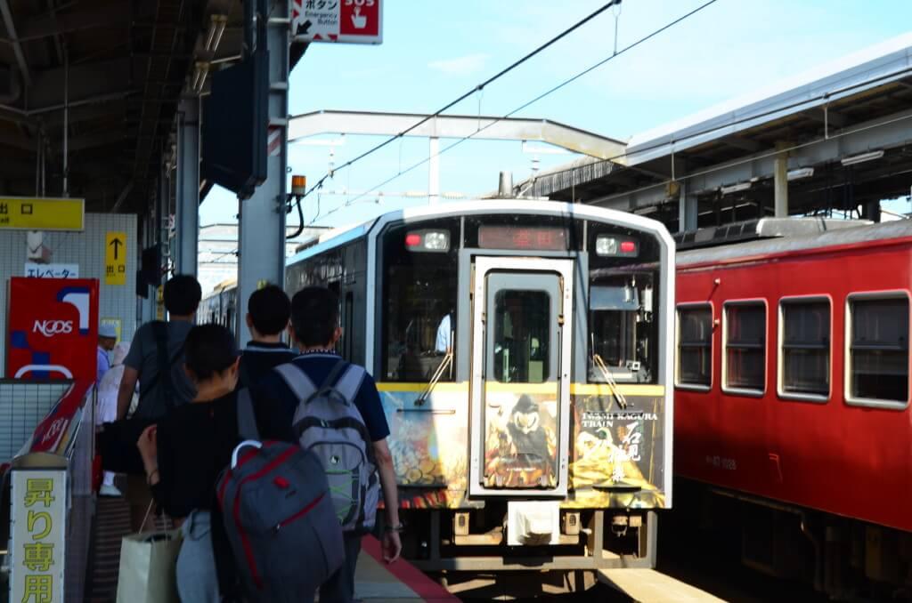 出雲市から石見銀山のアクセス・行き方は車か電車&バス