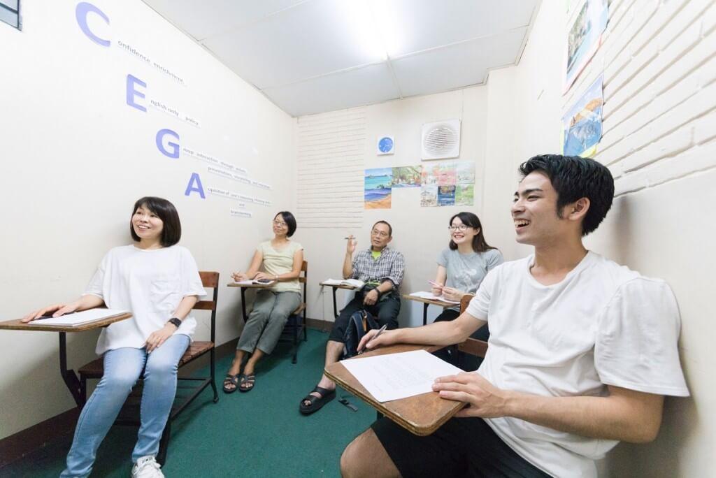 気になる!実際にセブ島留学で語学学校のCEGAに来ている生徒さんやスタッフの評判や口コミ