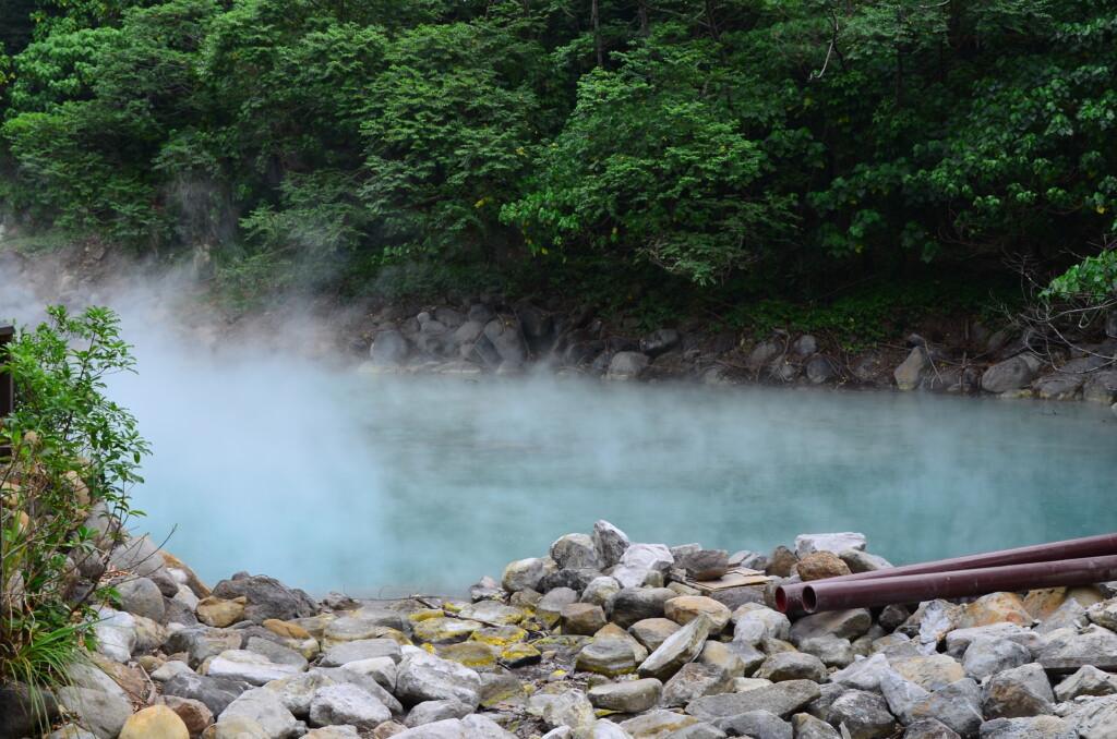 台北の観光で疲れたら温泉に入ろう