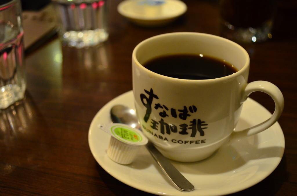 鳥取県といったらすなば珈琲のドリップコーヒー