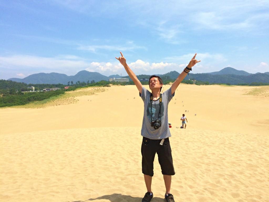 まとめ 鳥取砂丘では靴に砂が大量に入るから覚悟してください