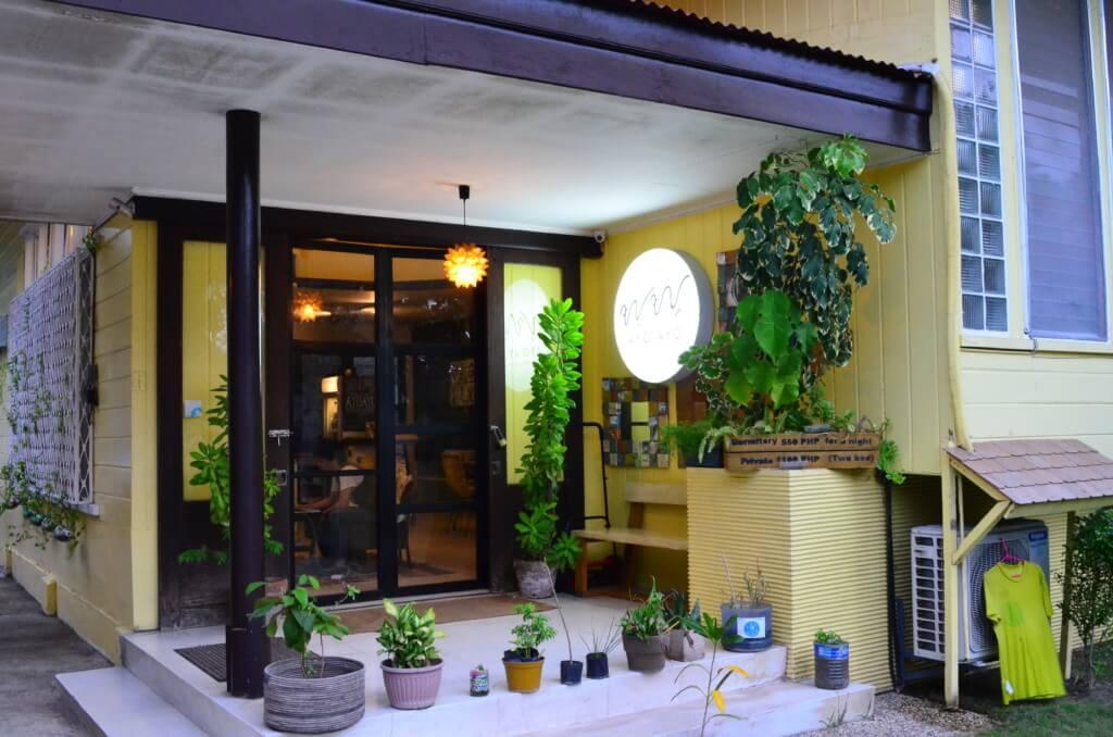 アヨアヨバックパッカーイン&アートカフェ(AYO AYO Backpackers Inn & Art Cafe)は魅力がいっぱい