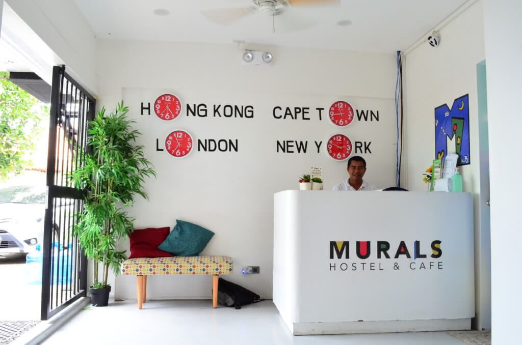 ムラルスホステル&カフェ(Murals Hostel&Cafe)の料金