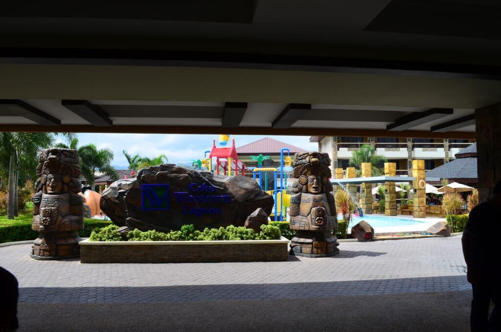 子連れで楽しめるセブ ウエスタン ラグーン(Cebu Westown Lagoon)の場所や料金