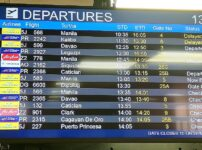 セブパシフィック航空の国内線の飛行機が遅延!乗り継ぎが間に合わない場合の補償など実体験で説明するよ