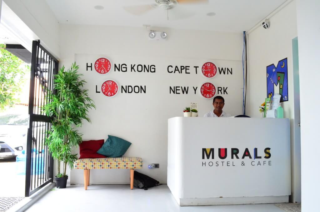 ムラルズホステルアンドカフェ(Murals Hostel and Cafe)