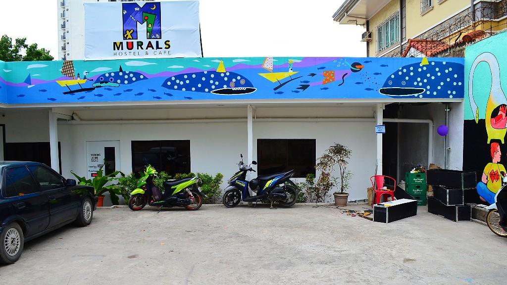 セブ島のムラルス ホステル&カフェはノマドワーカーにおすすめだった