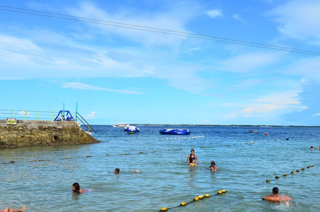 セブ島の乾季は1月から5月