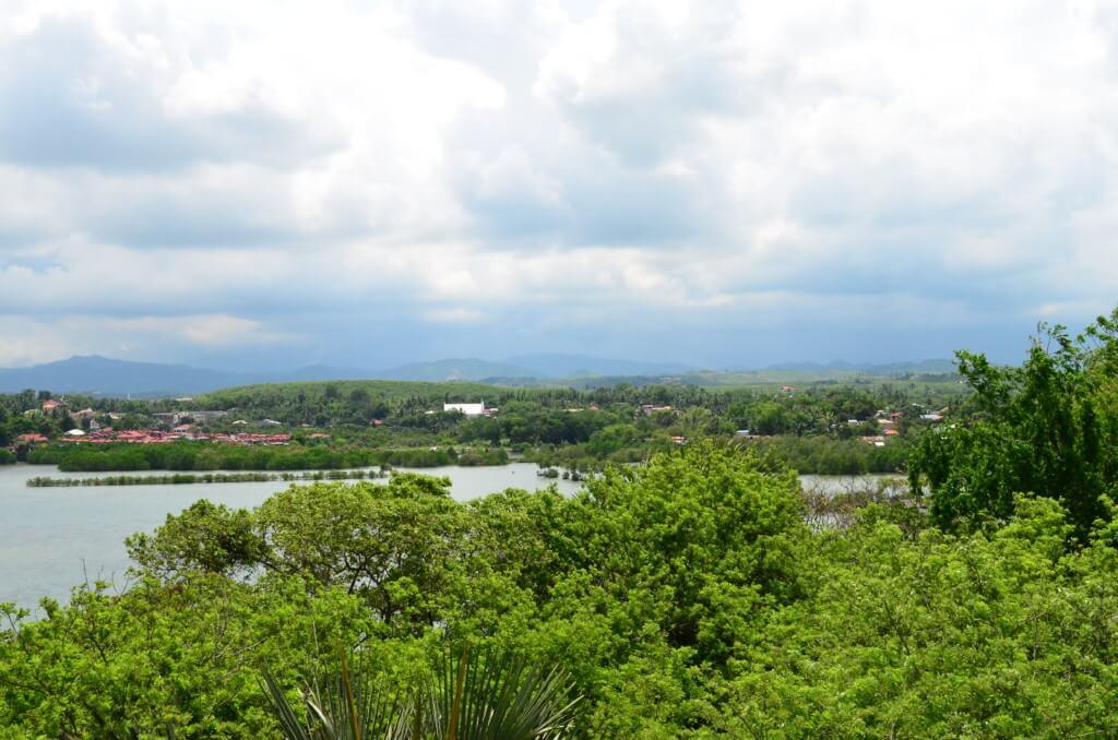 セブ島の気候で月ごとの最高気温・最低気温・降水量
