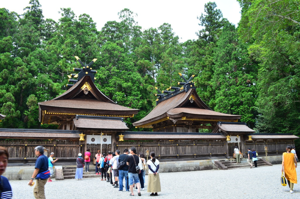 熊野本宮大社の参拝や見どころ
