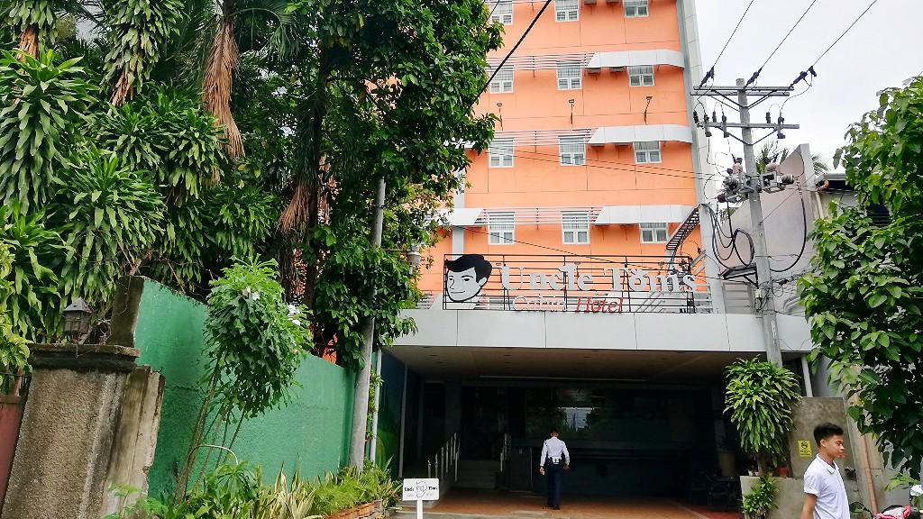 セブ島のアンクル トムズ キャビンホテルは格安でシングルルームに泊まれる!気になる設備は?