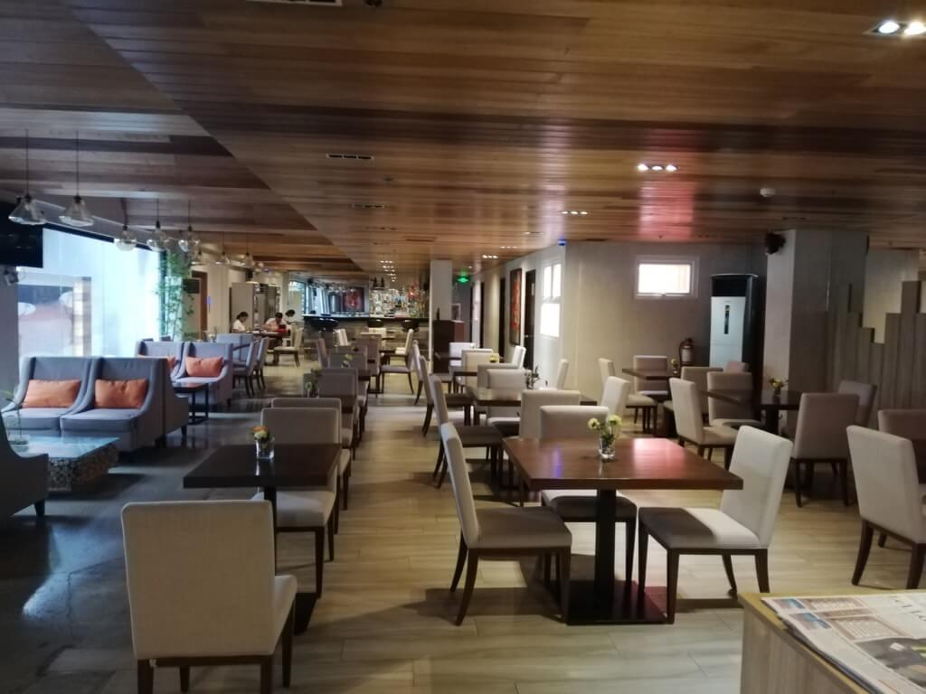 アンクル・トムズ・キャビンホテルは朝食つき