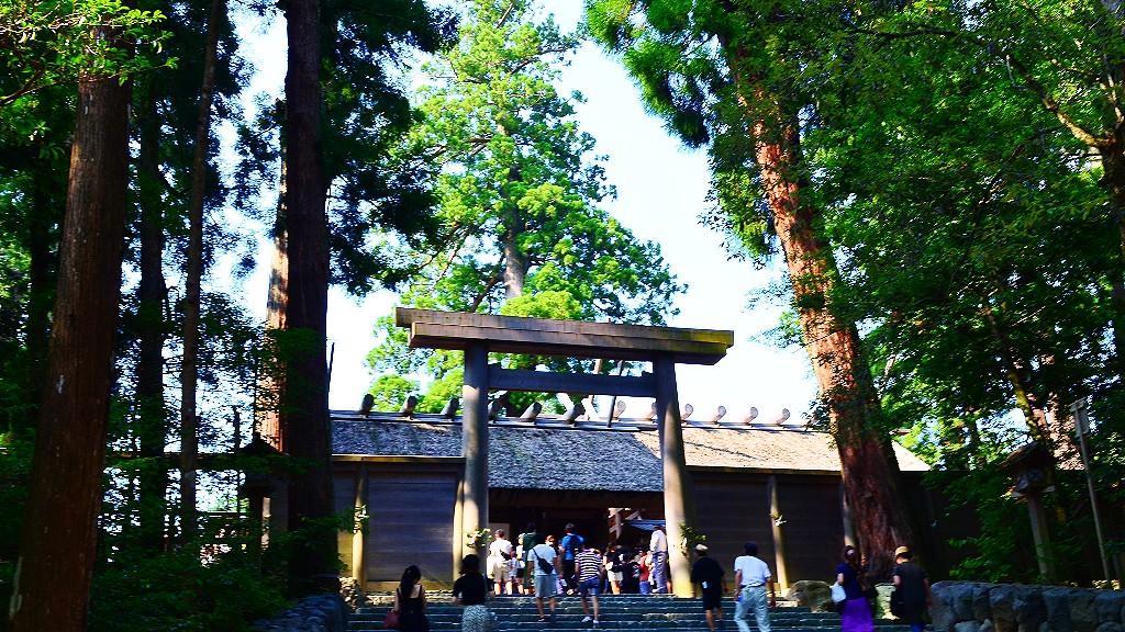名古屋から伊勢神宮の行き方は車?駐車場やおかげ横丁・おはらい町のおすすめを紹介するよ