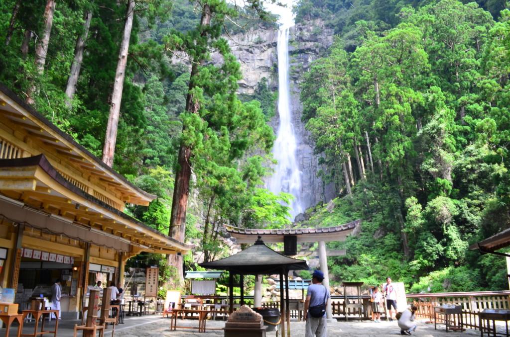 那智の滝の観光や参拝について