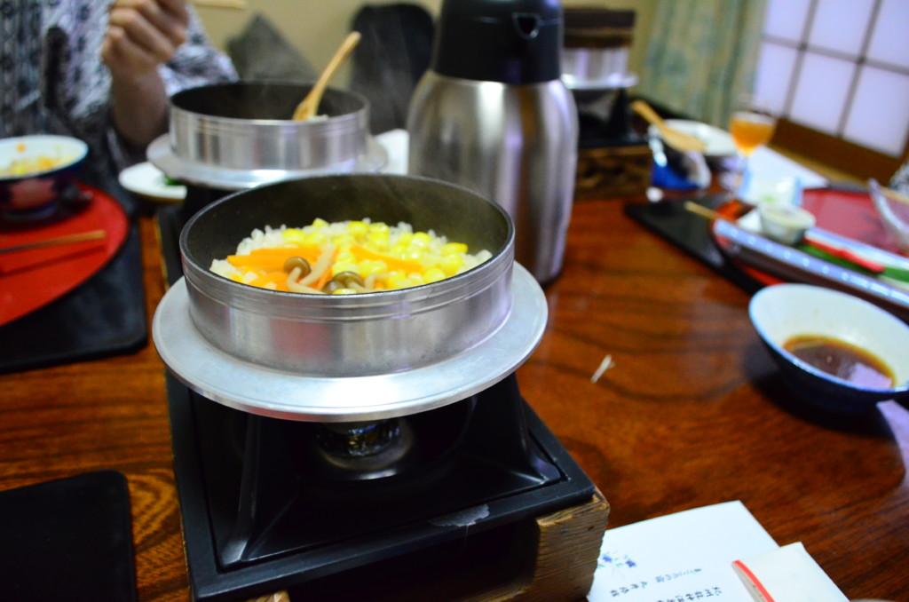 まごころの宿 丸井の熊野牛しゃぶ懐石料理もさることながら朝食も最高